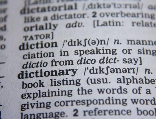Esercizi di Vocabolario per IELTS