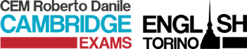 Cambridge English Exams Torino Logo